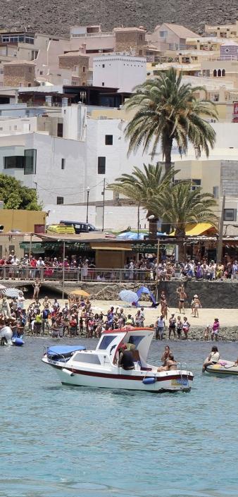 Fuerteventura Insel Fiesta del Carmen Morro Jable