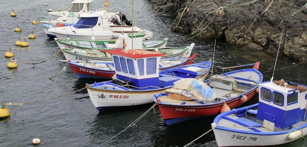 Fuerteventura Insel Norden El Cotillo