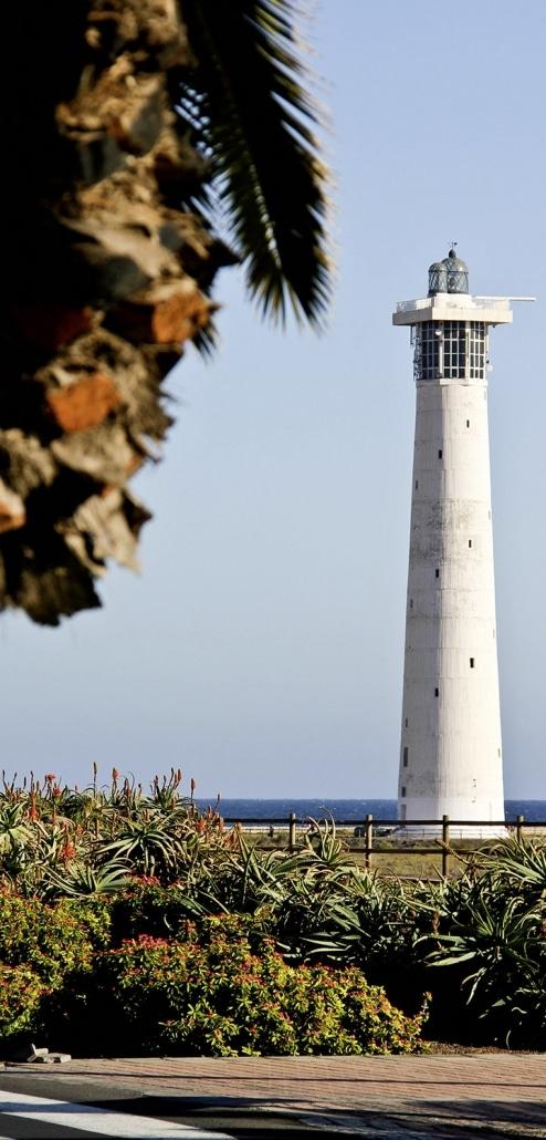 Fuerteventura Insel Leuchtturm Jandia