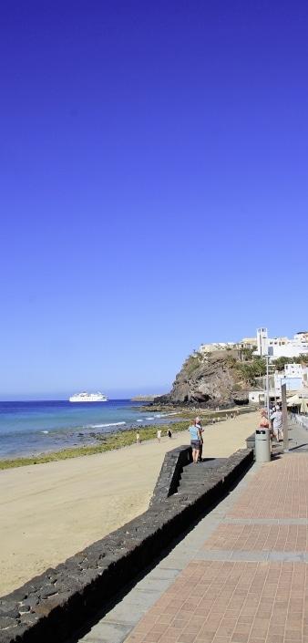 Fuerteventura Promenade Morro Jable